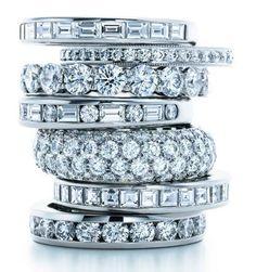 Tiffany stack