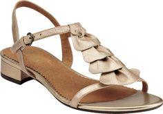 shoes, indigo, gold leather, shoe buy, clarks, joli ruffl, clark joli, shoebuycom 60, ruffles