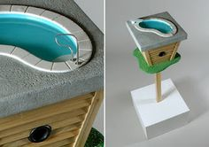 Birdhouse for the 1%