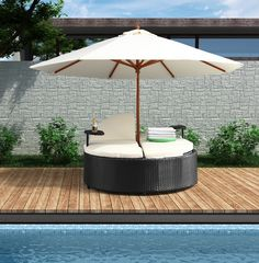 pool lounger / Zuo