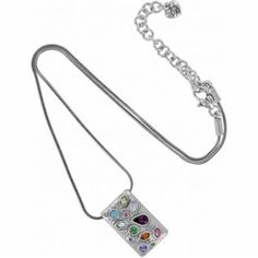 """Love this """"bejeweled"""" style! Totally addicted to Brighton jewelry."""