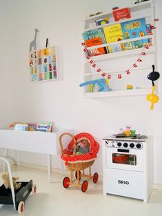 COLORFUL KIDS ROOMS | the style files