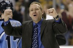 University of Maine fires hockey coach Tim Whitehead