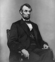 Abraham Lincoln, the 16th president