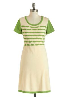 I want to wear this dress!  I might just start wearing dresses all the time? #ModCloth