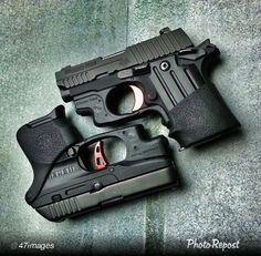 Pocket guns