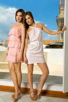 Vestidos The Color Wear - #dresses