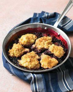 Dumplings // Warm Berries 'n' Dumplings Recipe
