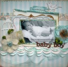 """Baby Boy - """"from the first moment"""""""