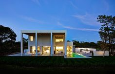 Algarve, Portugal {De Blacam & Meagher Architects}