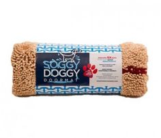 Soggy Doggy Door Mat.