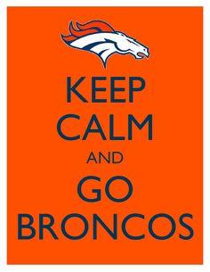 Go Broncos.