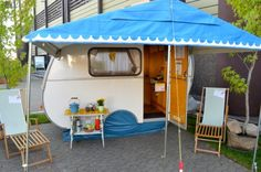 Adorable.... ^_^ A List of 20 Portable Campers... posted in Tiny House on August 16, 2014