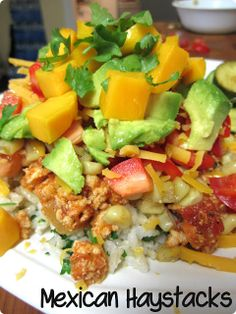 The Staples: Mexican Haystacks