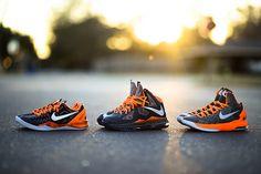 Nike LeBron X, KD V & Kobe 8: Black History Month 2013