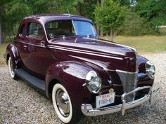 Stunning 1940 #Ford #Deluxe #Opera Coupe National Aaca & Dearborn Awards Winner !!    Price: $30500  Make:	Ford  Model:	Other  Body type:	Coupe  Condition:	Used  Mileage:	74890  Exterior Color:	Burgundy  Interior Color:	#Tan  Fuel type:	 #Gasoline  Location:	83704, Boise , Id