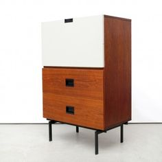 Located using retrostart.com > CU07 Cabinet by Cees Braakman for Pastoe