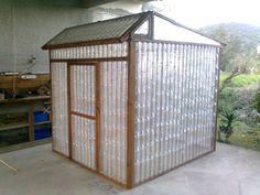 water bottle greenhouse