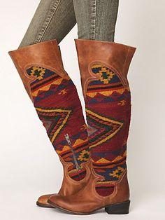 Aztec Boots x.