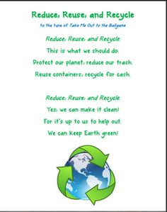 Earth Day Freebie