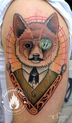 by Dovas, Tattooligans
