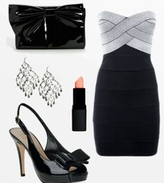 fancy date outfit