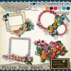 Follow Your Heart Clusters http://www.godigitalscrapbooking.com/shop/index.php?main_page=product_dnld_info&cPath=234_330&products_id=19983