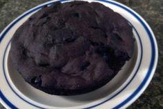 """Chocolate Cake for Breakfast"" Easy (gluten/grain-free, dairy free) microwave, single-serve ""cake"" recipe"