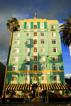 the georgian hotel - LA