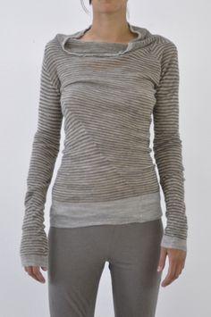 dreamy alpaca sweater • humanoid