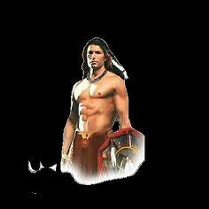 He Is Hot..