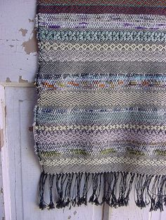 rug weaving by Avalanche Looms, via Flickr