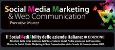 """L'Osservatorio sui Social Media dell'Università IULM di Milano ha realizzato un'infografica sulla terza edizione dell'indagine che fotografa la """"Soci"""