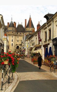 Langeais Touraine, Loire Valley , France , from Iryna
