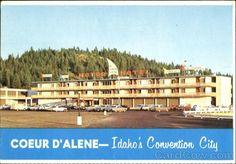 Old coeur d 39 alene on pinterest 1980s dollar general for North shore motor works