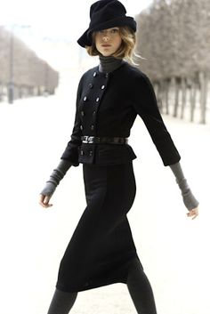 cheeseburgers, take that, winter, ladies fashion, christian dior, outfit, business suits, black, business chic