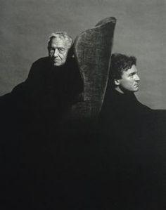 Andrew and Jamie Wyeth