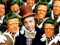 Willy Wonka and the Chocolate Factory...