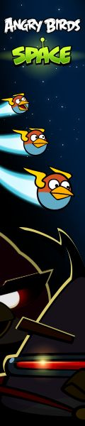 Angry Birds Space Poster!