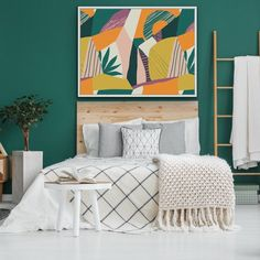 Wilderness Green Orange Jungle Foliage Monstera Graphic Wall Art Print on Canvas Wilderness is a contemporary and very on-trend piece of wall art, designed to bring a pop of style and colour to your space.This print is:Giclee printed on high quality canvas, using inks designed to last a lifetime.Finished in a floating frame in your choice of four frame colours.Made on demand to your specs here in Australia.Sizes for Stretched Canvases (no frames):Extra Big - 90 x 120cmBig - 60 x 90cmMedium - 40