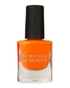 Wild Ginger nail lacquer by Le Metier de Beaute.