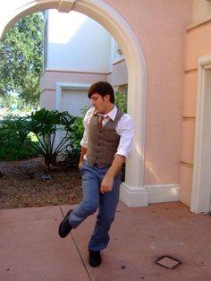 Nick Pitera dancing :)