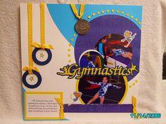gymnastics - Scrapbook.com