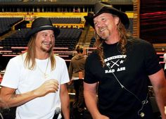 Kid Rock and Trace Adkins