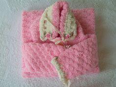 Free Crochet Pattern Bunting Bag : CROCHET BUNTING BAG PATTERNS FREE CROCHET PATTERNS