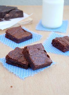 brownies clássicos da Alice Medrich