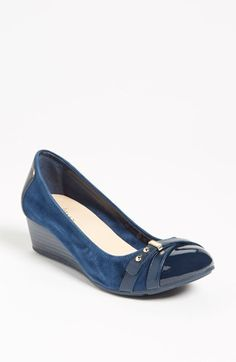 Cole Haan 'Air Monica' Wedge Pump available at #Nordstrom