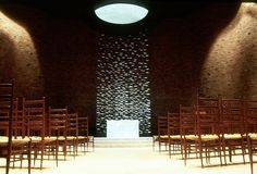 7. a lovely location (MIT chapel)#modcloth #wedding