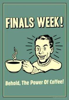 Ahhh coffee. Yes.