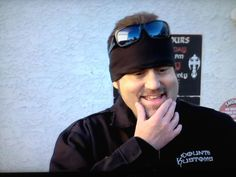 Danny Koker (Pawn Stars)(Counts Kustoms)